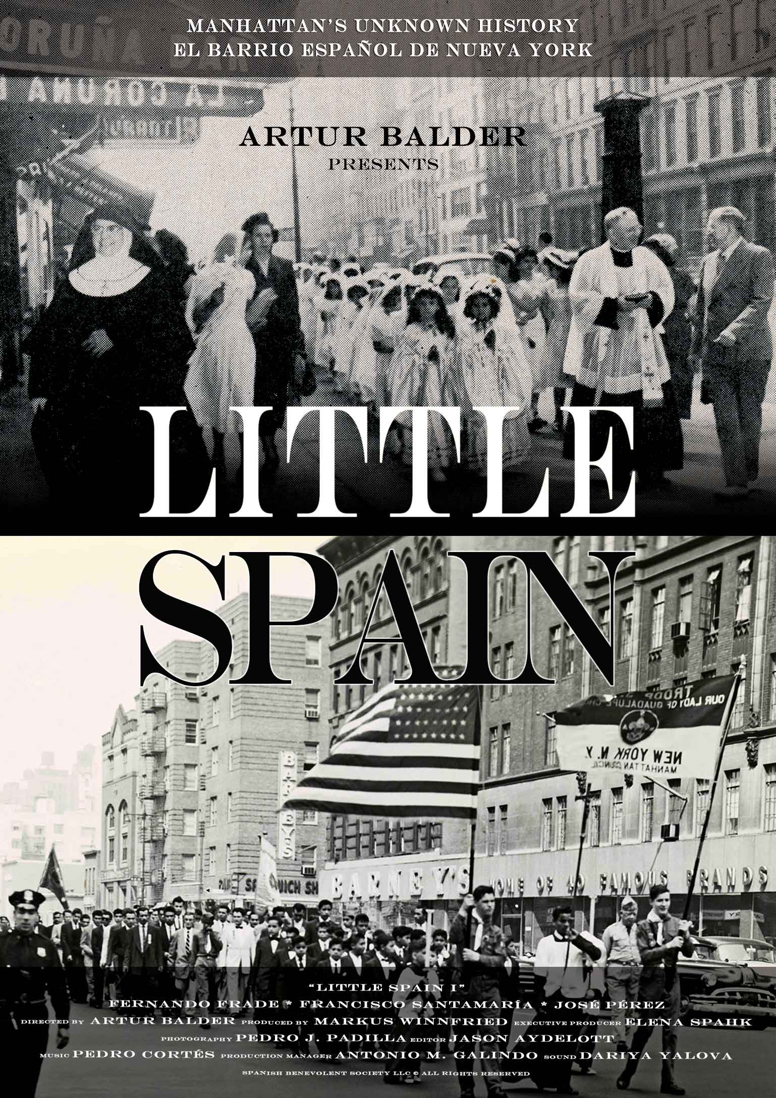 Little Spain Film Poster