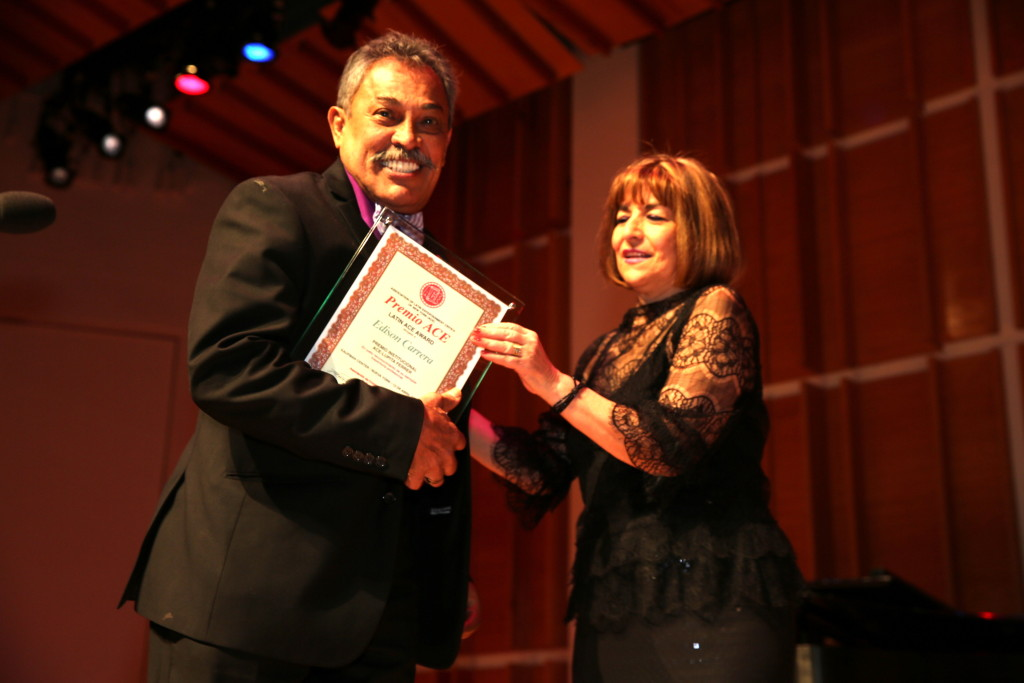 Edison recoge Premio ACE de Luz Marina.
